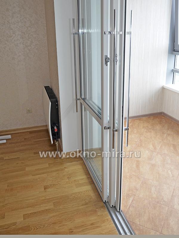 двери слайдорс система 3 в 1